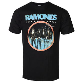 tričko pánské RAMONES - VINTAGE PHOTO - BLACK - GOT TO HAVE IT, GOT TO HAVE IT, Ramones