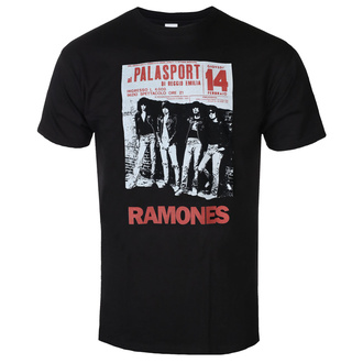 tričko pánské RAMONES - PALASPORT POSTER - BLACK - GOT TO HAVE IT, GOT TO HAVE IT, Ramones