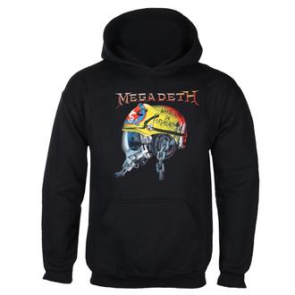 mikina pánská MEGADETH - FULL METAL VIC - PLASTIC HEAD, PLASTIC HEAD, Megadeth