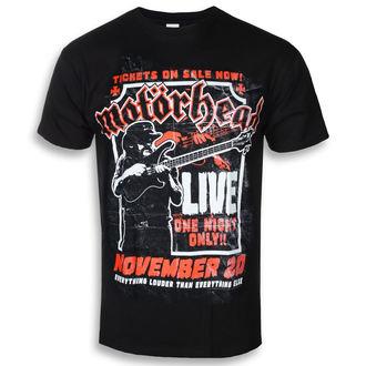 tričko pánské Motorhead - Lemmy Firepower - ROCK OFF, ROCK OFF, Motörhead
