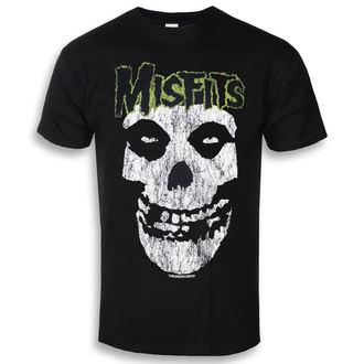 tričko pánské The Misfits -  Classic - ROCK OFF, ROCK OFF, Misfits