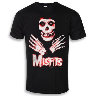 tričko pánské The Misfits - Hands - ROCK OFF, ROCK OFF, Misfits
