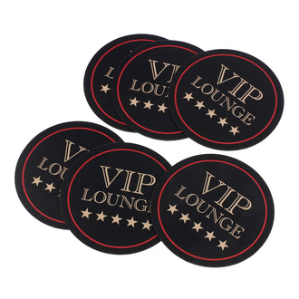 podtácky VIP - black - ROCKBITES, Rockbites