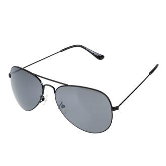 sluneční brýle Pilot - Matt Black - ROCKBITES, Rockbites