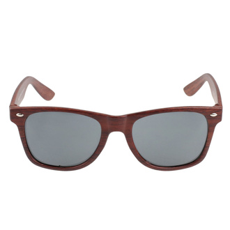sluneční brýle Classic - wood look - ROCKBITES, Rockbites