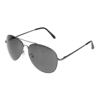 sluneční brýle Pilot - black - ROCKBITES, Rockbites