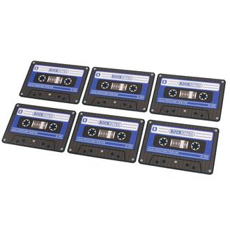 podtácky Tape - blue - ROCKBITES - 101235