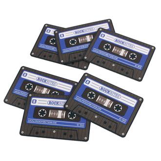 podtácky Tape - blue - ROCKBITES, Rockbites