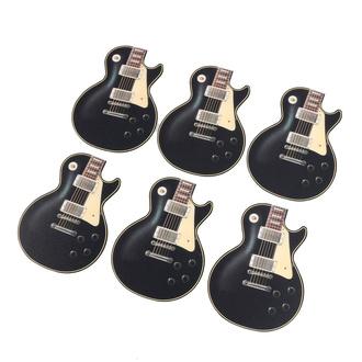 podtácky Guitar LP - ROCKBITES - 101234