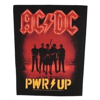 nášivka velká AC/DC - POWER UP - Band - RAZAMATAZ, RAZAMATAZ, AC-DC