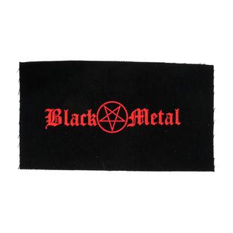 nášivka Black metal