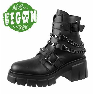 boty dámské ALTERCORE - Virgo - Vegan Black - ALT080