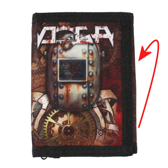 peněženka DOGA - maska - POŠKOZENÁ, NNM, Doga