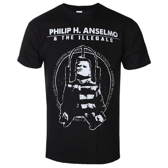 tričko pánské Philip H. Anselmo & The Illegals - Choosing Mental Illness As A Virtue - SEASON OF MIST, SEASON OF MIST, Philip H. Anselmo & The Illegals