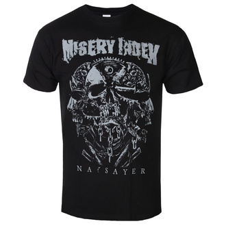 tričko pánské Misery Index - Naysayer - SEASON OF MIST - SOM510MN