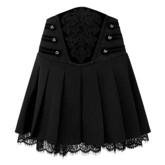 sukně dámská KILLSTAR - Abbey - Pleated - KSRA001254