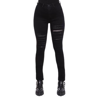 kalhoty dámské KILLSTAR - About A Demon Jeans - KSRA002134