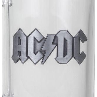 sklenice AC/DC, NNM, AC-DC