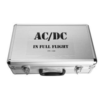 sběratelská kniha AC/DC - IN FULL FLIGHT, NNM, AC-DC