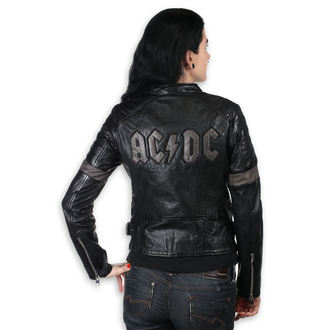 bunda dámská AC/DC - MEGYN - Black, NNM, AC-DC