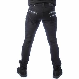 kalhoty pánské VIXXSIN - ACCIUS - BLACK, VIXXSIN