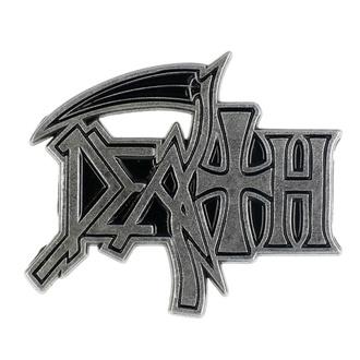 připínáček Death - Logo - RAZAMATAZ, RAZAMATAZ, Death