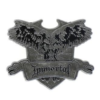 připínáček Immortal - Crest - RAZAMATAZ, RAZAMATAZ, Immortal