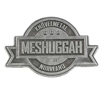 připínáček Meshuggah - Crest' Metal - RAZAMATAZ - PB013