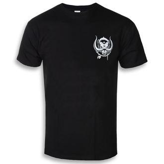 tričko pánské Motörhead - British Warpig & Logo - ROCK OFF, ROCK OFF, Motörhead
