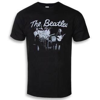 tričko pánské Beatles - 1968 Live Photo - ROCK OFF, ROCK OFF, Beatles