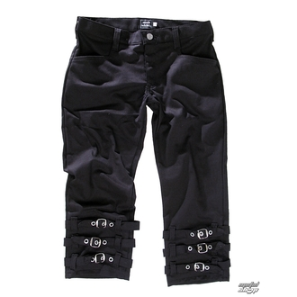 kalhoty dámské 3/4 Aderlass - Manacle Slacks Denim, ADERLASS