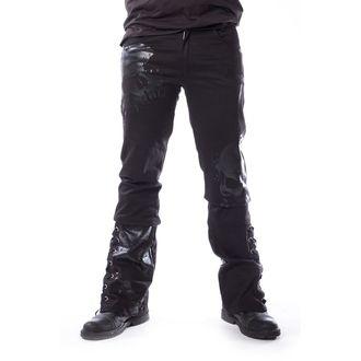 kalhoty pánské Vixxsin - ADRIAN - BLACK - POI704