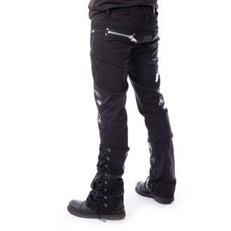 kalhoty pánské Vixxsin - ADRIAN - BLACK, VIXXSIN