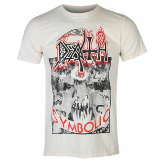 tričko pánské DEATH - SYMBOLIC - OFF WHITE - PLASTIC HEAD, PLASTIC HEAD, Death