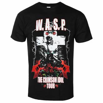 tričko pánské W.A.S.P. - CRIMSON IDOL TOUR - PLASTIC HEAD, PLASTIC HEAD, W.A.S.P.