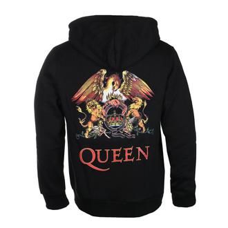 mikina pánská Queen - Classic Crest Back Print - ROCK OFF, ROCK OFF, Queen
