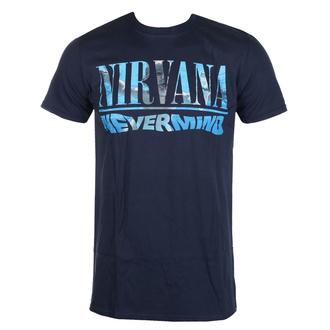 tričko pánské Nirvana - Nevermind - ROCK OFF, ROCK OFF, Nirvana