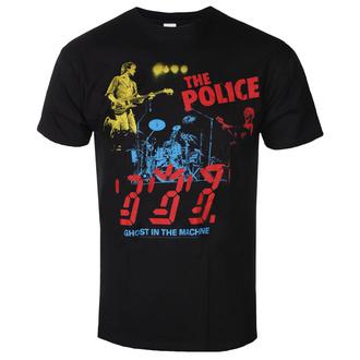 tričko pánské The Police - POLICE IN CONCERT - LIQUID BLUE, LIQUID BLUE, Police