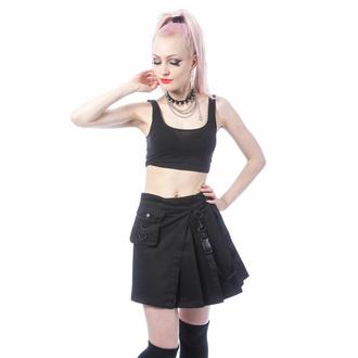 sukně dámská CHEMICAL BLACK - INFINITY - BLACK, CHEMICAL BLACK
