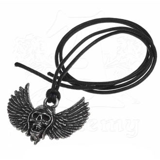 obojek Airbourne - Skull/Wings - ALCHEMY GOTHIC, ALCHEMY GOTHIC, Airbourne