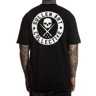 tričko pánské SULLEN - CLASSIC - BLACK - SCM3008_BK
