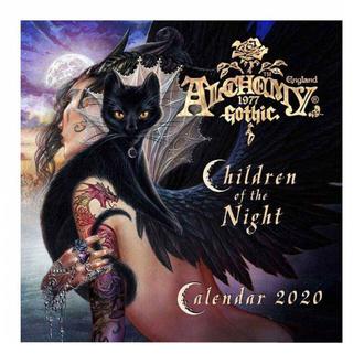 kalendář ALCHEMY GOTHIC - Children Of The Night - CAL20