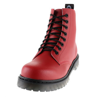 boty dámské ALTERCORE - Vegetarian - Red, ALTERCORE