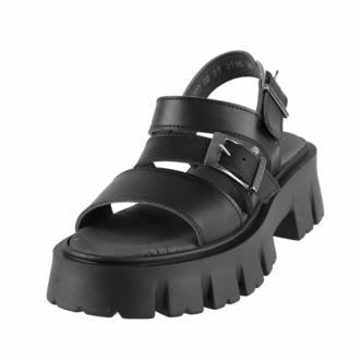 boty dámské (sandály) ALTERCORE - Susie Vegan - Black - ALT073