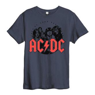 tričko pánské AC/DC - AMPLIFIED, AMPLIFIED, AC-DC