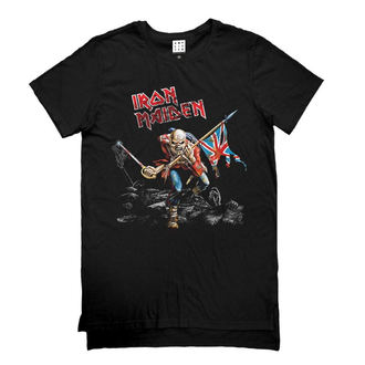 tričko (unisex) Iron Maiden - AMPLIFIED - Av411m80