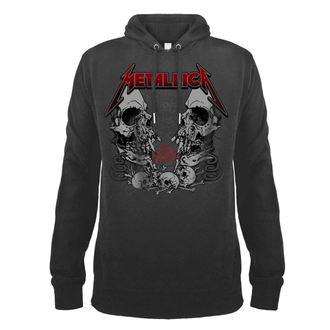 mikina pánská METALLICA - AMPLIFIED, AMPLIFIED, Metallica