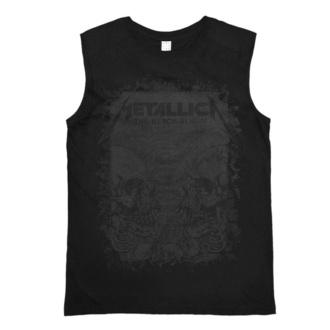 tílko pánské METALLICA - THE BLACK ALBUM - BLACK - AMPLIFIED - ZAV416TBA