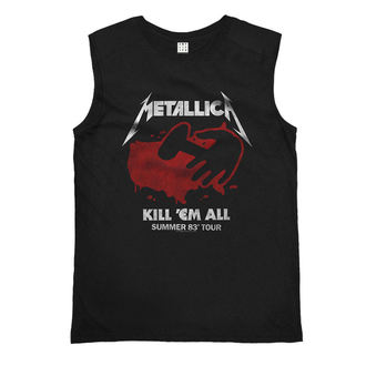 tílko pánské METALLICA - AMPLIFIED, AMPLIFIED, Metallica