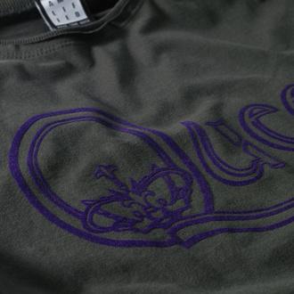 tričko pánské QUEEN - ROYAL FLOCK CREST - AMPLIFIED, AMPLIFIED, Queen